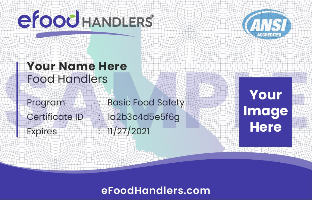 how to obtain a food handlers permit