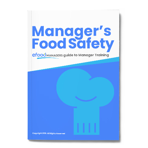 Manual - Food Safety for Managers